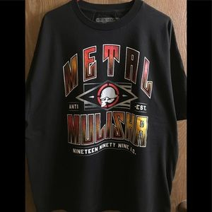 Metal Mulisha Black 2XL T-shirt